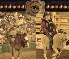 2012 Snake River Stampede In Nampa Idaho Peterson Dodge