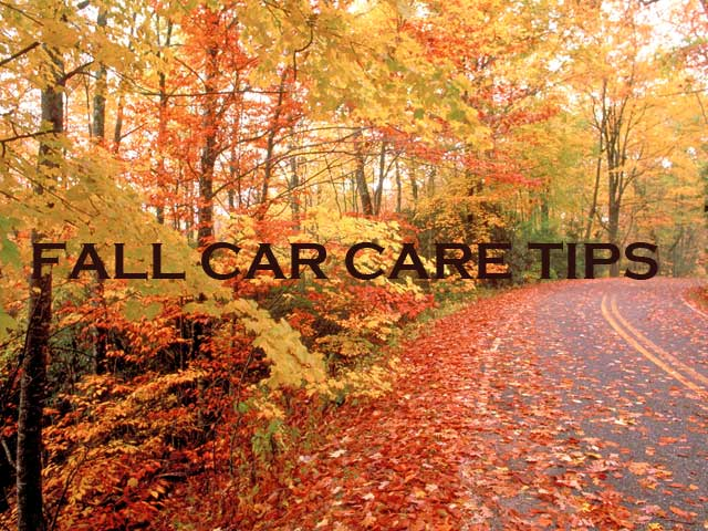 Check These Fall Driving Items Off Your List Now Peterson Dodge Chrysler Jeep Ram Blog