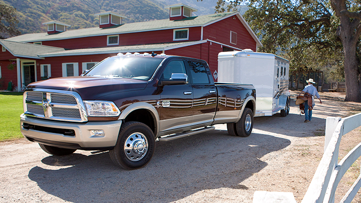 The 2014 Ram 3500 Tradesman At Peterson Stampede Peterson Dodge Chrysler Jeep Ram Blog