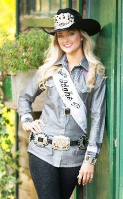 Meet Dusti Olson Miss Rodeo Idaho Peterson Dodge
