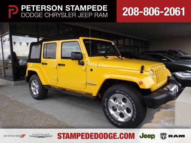 The 2015 Jeep 174 Wrangler Roam Free Peterson Dodge Chrysler Jeep Ram Blog