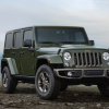 2016 Jeep Wrangler, Peterson Stampede Jeep