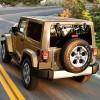 2016 Jeep Wrangler, Stampede Jeep