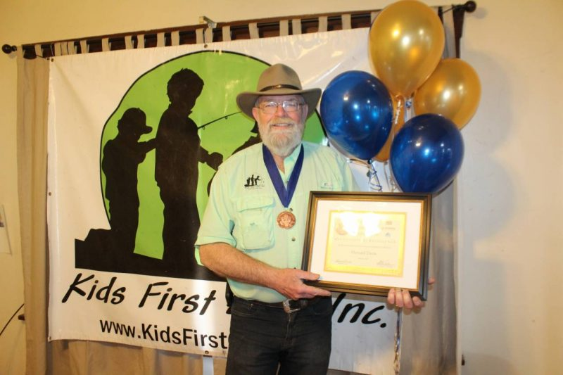 Howard Davis Wins Coveted Jefferson Award Peterson Dodge